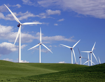 Wind Power Windmills