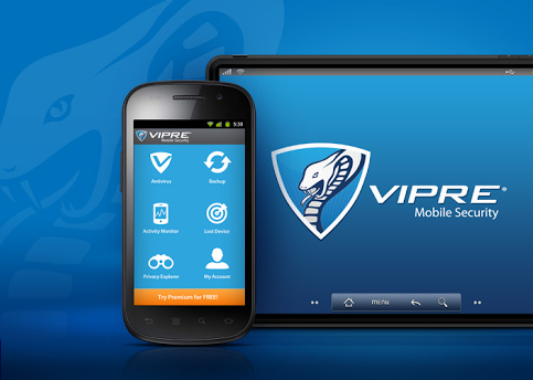 Vipre Mobile Security for Android