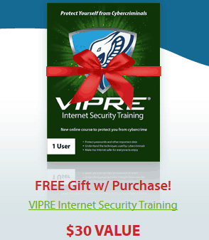 VIPRE Internet Security Training course