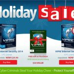 VIPRE Antivirus Holiday Sale