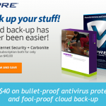 VIPRE Internet Security and Carbonite Discount